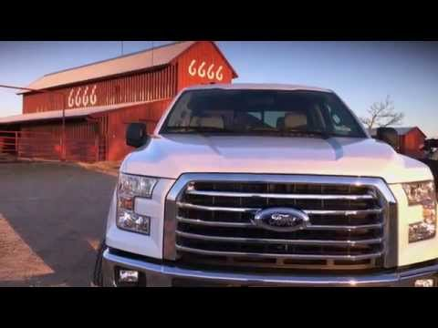 Behind the Scenes: The Four Sixes/Ford Photo Shoot
