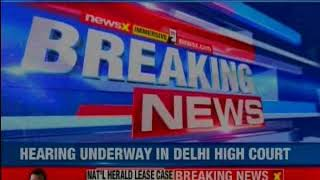 National herald case hearing adjourned till 22nd November - NEWSXLIVE