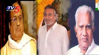 Parliament Pays Tribute To CiNaRe, Palvai Govardhan Reddy & Vinod Khanna | TV5 News - TV5NEWSCHANNEL