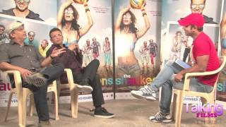 Annu Kapoor Piyush Mishra Exclusive Interview on The Shaukeens Part 5 - HUNGAMA