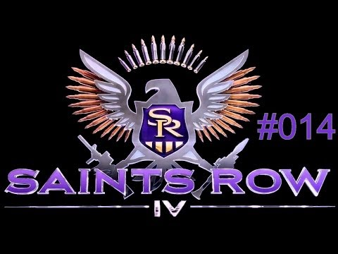 SAINTS ROW IV #014- Durch Computerwelt Cruisen