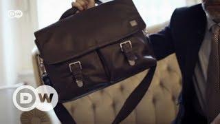 Dresscode: The manbag | DW English - DEUTSCHEWELLEENGLISH