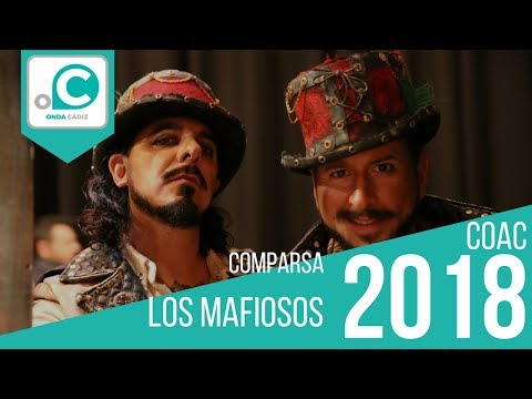 Sesión de Cuartos de final, la agrupación Los Mafiosos actúa hoy en la modalidad de Comparsas.