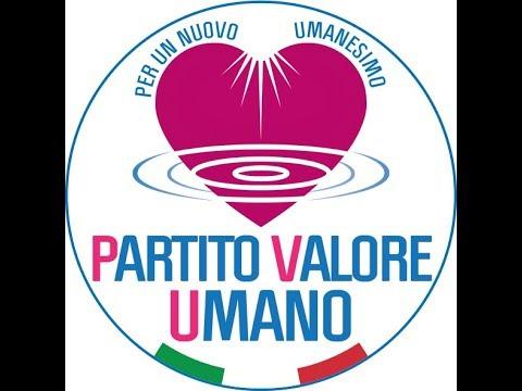 Nasce in Italia il Partito Valore Umano
