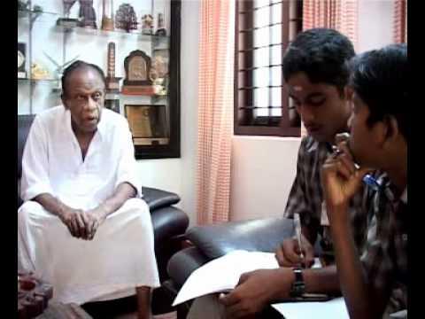 Dr.Sukumar Azhikode interview