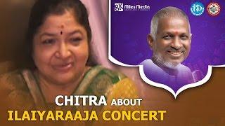 KS Chitra About Maestro Ilaiyaraaja Live In Concert @ Newark, New Jersey 2016 - IDREAMMOVIES