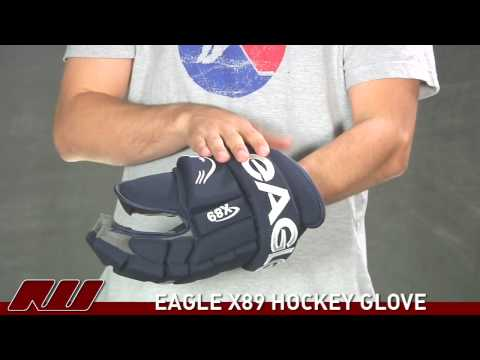 Eagle X89 Tufftek Hockey Glove