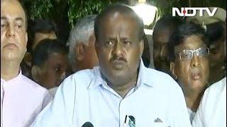 बुधवार को CM पद की शपथ लेंगे एच.डी. कुमारस्वामी - NDTVINDIA