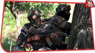 After Terror Attack, Fresh Encounter Breaks Out In Pulwama, 4 Soldiers Killed - AAJTAKTV