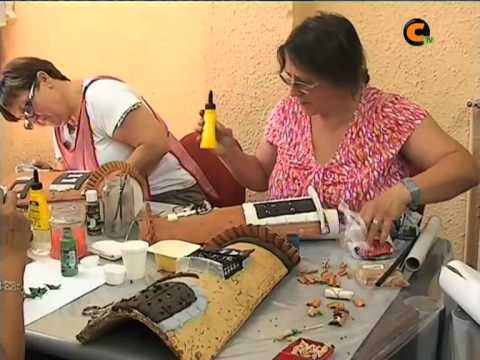 Curso de Decoracin de Tejas de las Amas de Casa