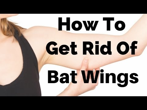 How to Get Rid of Bat Wings - Massage Monday #338