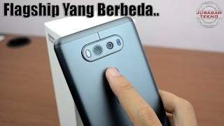 Review LG V20 Indonesia (Juragan Tekno)
