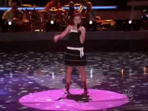 Amazing girl singing at america s got talent