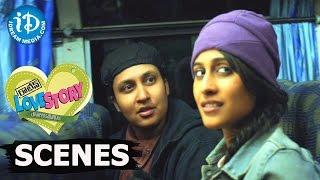 Routine Love Story Movie Scenes || Sundeep Kishan and College team Comedy Scene at Dhaba - IDREAMMOVIES