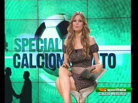 Marica Giannini a Sportitalia 16 giugno 2012