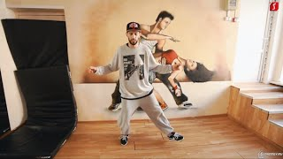 Хип-хоп танцы – школа | Урок 11 | Crazy legs, party machine и butterfly