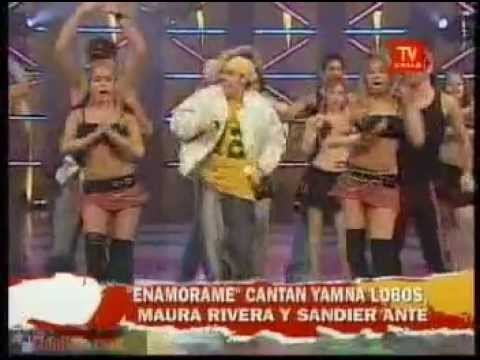 Maura Rivera, Yamna Lobos y Sandier Ante - Enamorame