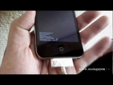 Vídeo del prototipo del iPhone 4G
