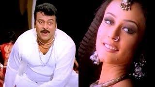 Chiranjeevi Hit video song Abbo nee amma goppade from Anji - MALLEMALATV
