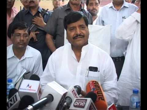 Shivpal Yadav speaking on Badaun rape case - part 3