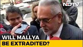 Vijay Mallya In UK Court For Verdict On Extradition - NDTV