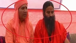 Caught on camera: Baba Ramdev and BJP candidate talking about money for his constituency - TIMESNOWONLINE