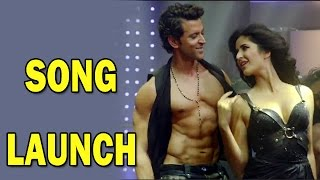 Hrithik Roshan and Katrina Kaif at 'Bang Bang's song launch - Exclusive
