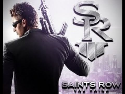 Saints Row: The Third - CG Trailer