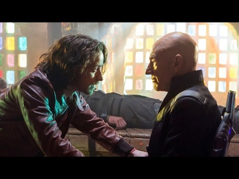 IGN Rewind Theater - X-Men: Days of Future Past - Trailer Analysis