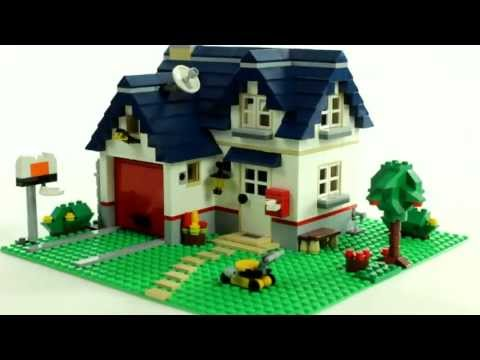 LEGO Creator Apple Tree House – Muffin Songs' Oyuncakları Tanıyalım