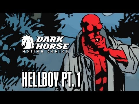 Dark Horse Comics - Hellboy: The Fury Part 1