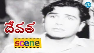 Devata Movie Scenes - Lakshmi Father Dies || Chittor V Nagaiah - IDREAMMOVIES