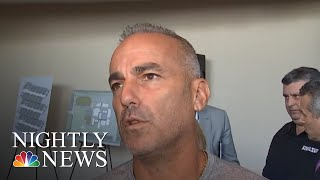 Parkland Mass Shooting Suspect Allegedly Attacks Jail Guard | NBC Nightly News - NBCNEWS