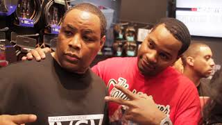 E-A-SKI & IMGMI at NAMM 2013 (Video)