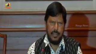 Everyone Has Right To Eat Beef, says Ramdas Athawale On Cow Vigilantism | Mango News - MANGONEWS