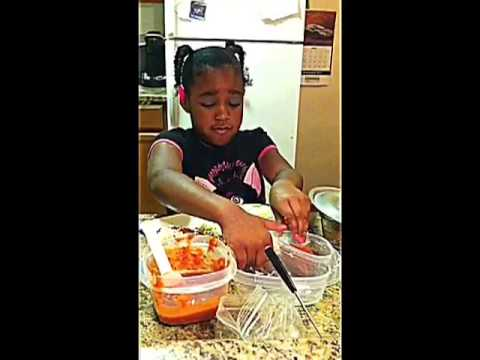 Vannah's cooking show
