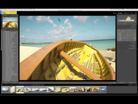 Exploring the Lightroom Develop Module with Seth Resnick