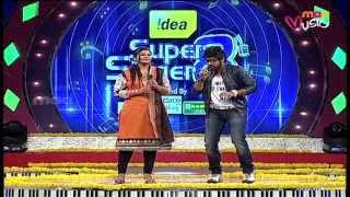 Super Singer 8 Episode 28 - Sameera Revanth Performance - MAAMUSIC
