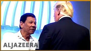 🇺🇸 Trump urges death penalty for opioid dealers | Al Jazeera English - ALJAZEERAENGLISH