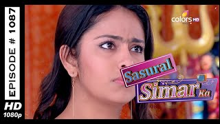 Sasural Simar Ka : Episode 1391 - 28th January 2015