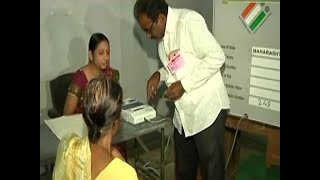 Polling for second phase of Lok Sabha elections begin in Nanded - ABPNEWSTV