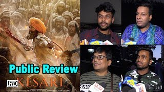 Public Review | Kesari | Akshay's yet another tale of bravery - IANSLIVE