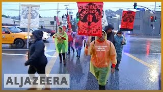 🇺🇸 LA teachers strike for better conditions and pay l Al Jazeera English - ALJAZEERAENGLISH