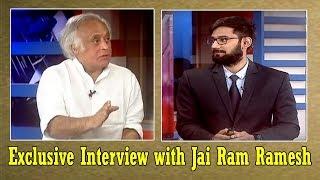 Exclusive Interview with Congress Senior Leader Jai Ram Ramesh   Face to Face   CVR News - CVRNEWSOFFICIAL