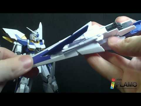 1/144 HGUC Delta Gundam Kai Review Part 2