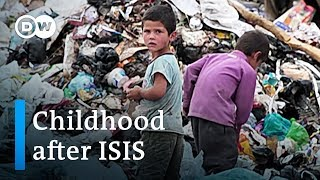 After ISIS terror, children are left without options | DW Feature - DEUTSCHEWELLEENGLISH