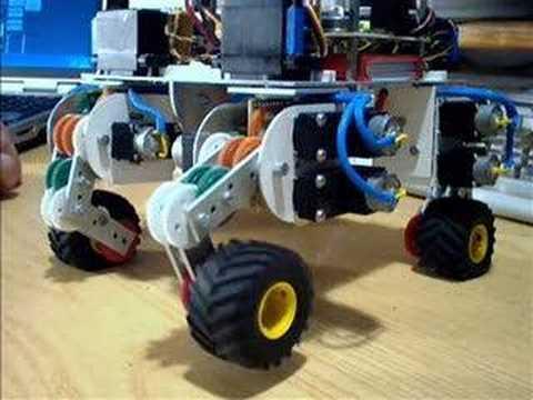 X-VEAAT Vehicle Explorer Adaptable All Terrain
