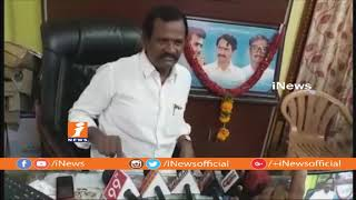 Vangaveeti Srinivas Prasad Resigns To YSRCP After Ticket Denied To Vangaveeti Radha | iNews - INEWS