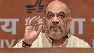 Centre working out a formula to reduce fuel prices: Amit Shah - TIMESOFINDIACHANNEL