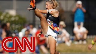 Star athlete speaks out after photo controversy - CNN